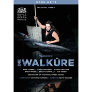 Produktbilde for Wagner: Die Walküre: The Royal Opera (Pappano): (UK-import) (DVD)