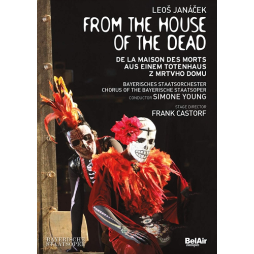 Janácek: From The House Of The Dead: Bayerisches Staatsorchester (Young) (UK-import) (DVD)