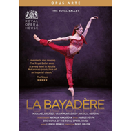 Produktbilde for La Bayadère: The Royal Ballet (Gruzin) (UK-import) (DVD)