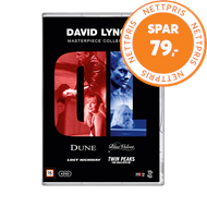 Produktbilde for David Lynch - Masterpiece Collection (DVD)