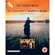 Produktbilde for It Couldn't Happen Here (1987) (UK-import) (Blu-ray + DVD)