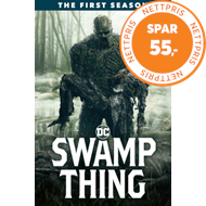 Produktbilde for Swamp Thing - Sesong 1 (UK-import) (DVD)