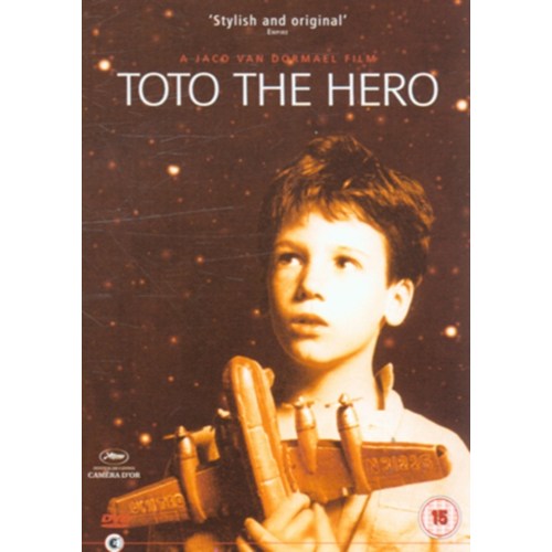 Toto The Hero (1991) / Totos Meritter (UK-import) (DVD)