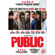 Produktbilde for The Public (UK-import) (DVD)