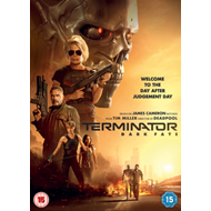 Produktbilde for Terminator 6 - Dark Fate (UK-import) (DVD)