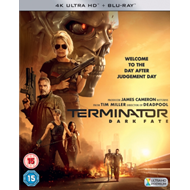 Produktbilde for Terminator 6 - Dark Fate (UK-import) (4K Ultra HD + Blu-ray)