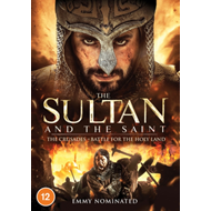 Produktbilde for The Sultan And The Saint (UK-import) (DVD)