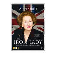 Produktbilde for The Iron Lady / Jernkvinnen (DVD)