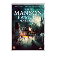 Produktbilde for The Manson Family Massacre (DVD)