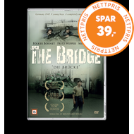 Produktbilde for The Bridge (1959) / Broen (DVD)
