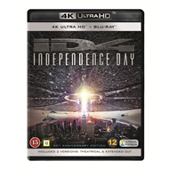 Produktbilde for Independence Day - 20th Anniversary Edition (4K Ultra HD + Blu-ray)