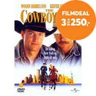 Produktbilde for The Cowboy Way (1994) (DK-import) (DVD)