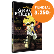 Produktbilde for Grave Of The Fireflies (1988) / Ildfluenes Grav (DK-import) (DVD)