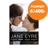 Produktbilde for Jane Eyre (2011) (DK-import) (DVD)