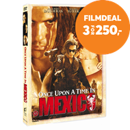 Produktbilde for Once Upon A Time In Mexico (DK-import) (DVD)