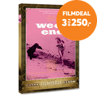 Produktbilde for Weekend (1962) (DK-import) (DVD)