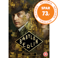 Produktbilde for Babylon Berlin - Sesong 3 (UK-import) (DVD)