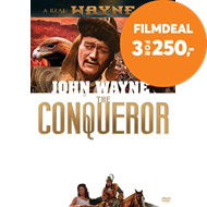 Produktbilde for The Conqueror (1956) (DK-import) (DVD)
