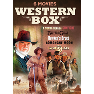 Produktbilde for Western Box - 6 Movies (DVD)