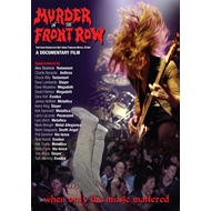 Produktbilde for Murder In The Front Row: The San Francisco Bay Area Thrash Metal Story (UK-import) (DVD)