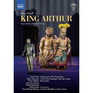 Produktbilde for Purcell: King Arthur (DVD)
