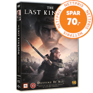 Produktbilde for The Last Kingdom - Sesong 3 (DVD)