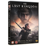 The Last Kingdom - Sesong 3 (DVD)