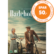 Produktbilde for Badehotellet - Sesong 7 (DVD)