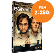 Produktbilde for Escape From Pretoria (DVD)
