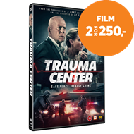 Produktbilde for Trauma Center (DVD)