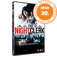 Produktbilde for The Night Clerk (DVD)