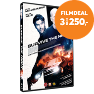 Produktbilde for Survive The Night (DVD)