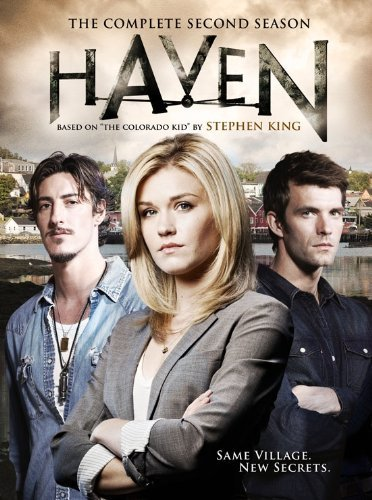 Haven - Sesong 2 (DVD - SONE 1)