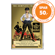 Produktbilde for Ilsa - The Complete Trilogy (DVD)