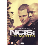 Produktbilde for NCIS: Los Angeles - Sesong 10 (DVD)