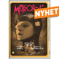 Produktbilde for Metropolis (1927) (DVD)
