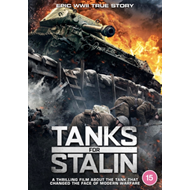 Produktbilde for Tanks For Stalin (Tanki) (UK-import) (DVD)