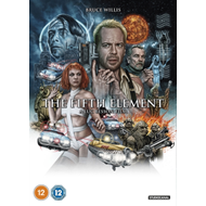 Produktbilde for The Fifth Element (1997) / Det Femte Element (UK-import) (DVD)