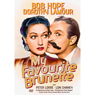 Produktbilde for My Favourite Brunette (1947) (DVD)