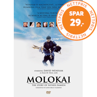 Produktbilde for Molokai: The Story Of Father Damien (1999) (DK-import) (DVD)