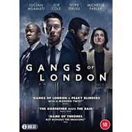 Produktbilde for Gangs Of London - Sesong 1 (UK-import) (DVD)