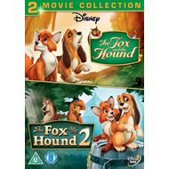 Produktbilde for The Fox And The Hound (1981) / The Fox And The Hound 2 (2006) (UK-import) (DVD)