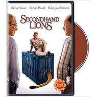 Produktbilde for Secondhand Lions (DVD - SONE 1)