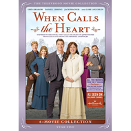 Produktbilde for When Calls The Heart: The Television Movie Collection Year Five (DVD - SONE 1)