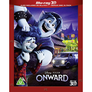 Produktbilde for Fremad (Onward) (UK-import) (Blu-ray 3D + Blu-ray)