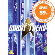 Produktbilde for Star Trek: Short Treks (UK-import) (DVD)