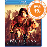 Produktbilde for The Last Of The Mohicans (1992) / Den Siste Mohikaner (BLU-RAY)
