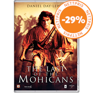 Produktbilde for The Last Of The Mohicans (1992) / Den Siste Mohikaner (DVD)