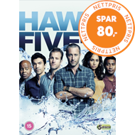 Produktbilde for Hawaii Five-O - Sesong 10 (UK-import) (DVD)