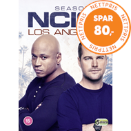 Produktbilde for NCIS: Los Angeles - Sesong 11 (UK-import) (DVD)
